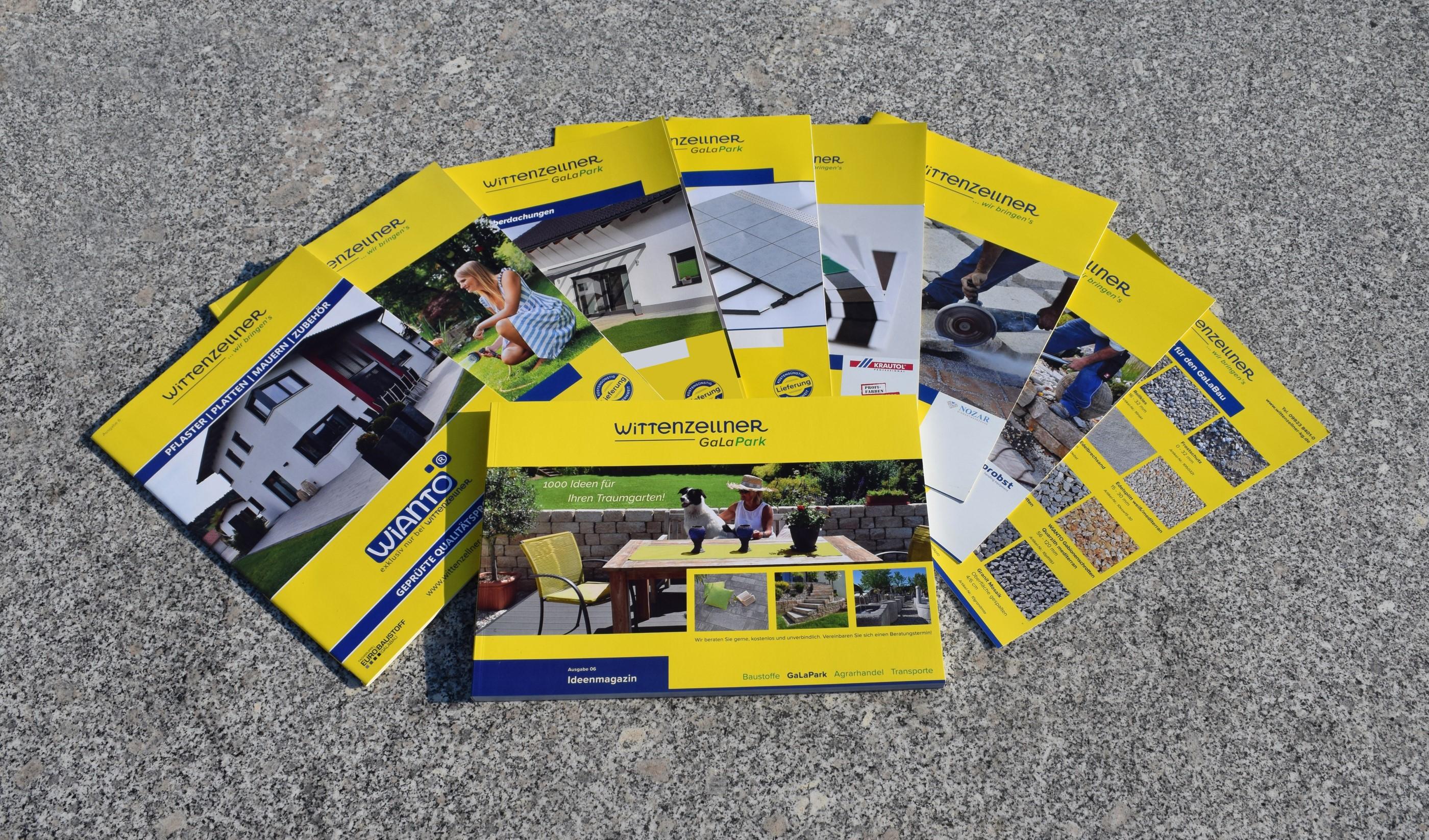 Kataloge-Wittenzeller-Baustoffhandel