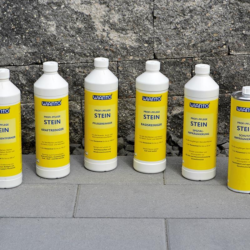 Reinigungs- & Schutzmittel